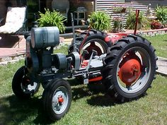 Has anyone heard of a 1938 Gibson - MyTractorForum.com - The ...