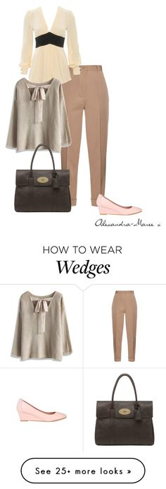 """""""Ever Ready Modest"""" by white-silk on Polyvore featuring Bottega Veneta, Chicwish, Mulberry, women's clothing, women's fashion, women, female, woman, misses and juniors"""