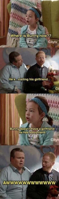 "A Lot Of People Could Benefit From Her Wisdom. | Community Post: 17 Reasons Lily From ""Modern Family"" Is A Role Model To All Women"