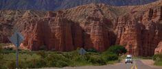 El camino hacia el punto más alto de la Ruta 40 en el #NorteArgentino es un recorrido tan variado como extenso.