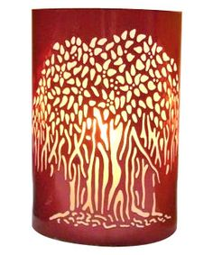 Bodhi Tree Candle Stand / Planter