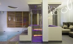 Glass steamroom Agua City Spa Holland http://www.wellness.co.rs/sr/sadrzaj/237/agua-city-spa/