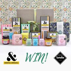 Easter is on its way, so we've partnered up with @crostamollica for a truly Italian Easter giveaway! .  #competition ends 25/3/18