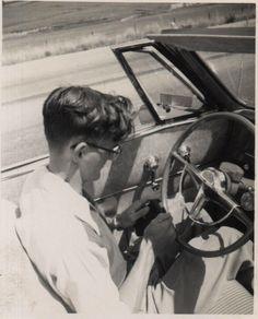 everyday life, 1940s