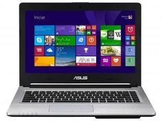Ultrabook Asus S46CB Intel Core i7 6GB 1TB - 24GB SSD Windows 8 LED 14 Placa de Vídeo 2GB HDMI