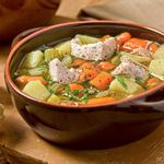 Turkey Stew - Texas Style