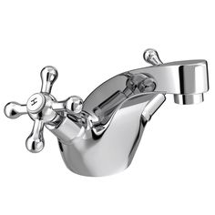 Add a little bit of charm and character to your bathroom with our Victoria Traditional Mono Basin Mixer Tap. Now in stock at Victorian Plumbing.co.uk.