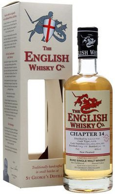 The English Single Malt Whisky Chapter 14