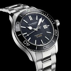 be376660d97 Christopher Ward C60 Trident Pro 600 Top Watches For Men