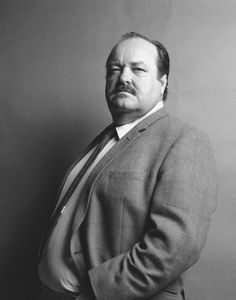 William Conrad (William Cann) (September 27, 1920 - February 11, 1994) American actor (o.a. from 'Jake and the Fatman' and 'Gunsmoke').