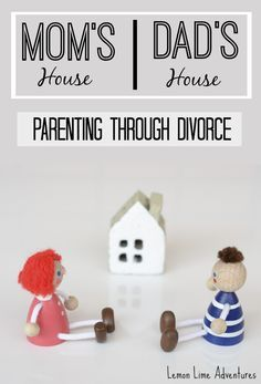 #Parenting through Divorce | Practical advice to putting the kids first in any separation or #divorce