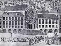 Resultado de imagem para igreja sem porta na fachada principal