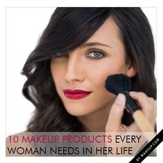 makeup products you must have