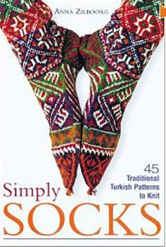 Ravelry Ravelry Simply Socks 45 Traditional Turkish Patterns To Knit Knitting Videos, Knitting Books, Crochet Books, Hand Knitting, Crochet Pattern, Knitting Patterns, Knit Crochet, Ravelry, Socks