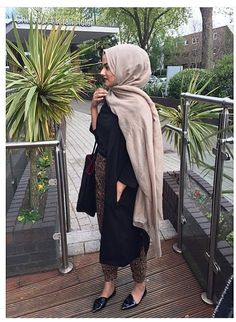 Hijabi fashion inspiration