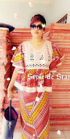 African Print Dresses, African Fashion Dresses, African Wear, African Dress, Indian Baby, Muumuu, Ankara Dress, Africa Fashion, Traditional Dresses