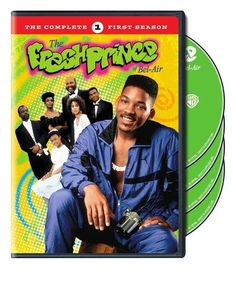 Luxury The Fresh Prince of Bel Air The Complete Series DVD Box Set