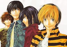 Hikaru no Go manga. I seriously never thought I'd like this book, but I LOVED it!