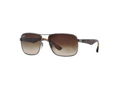 39aa5d7602 Ray-Ban for man (Highstreet) - (GUNMETAL  brown gradient)