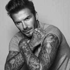 Biotherm Homme y David Beckham se alían en términos de belleza masculina.