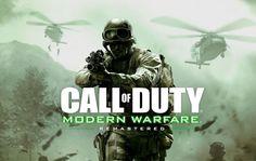Call Of Duty 4 Mordern Warfare PC Game Free Download