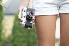 Curso taller rápido de fotografía digital de Canon y Nikon en CDMX DF