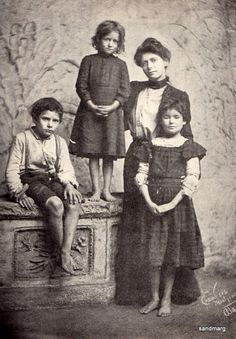 United States Cotton Mill Child Workers 1903