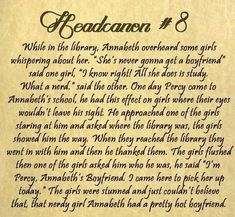 This page is for any of those die heart Percabeth (Percy and Annabeth) fans. As a fellow Demigod please. Percy Jackson Head Canon, Percy Jackson Memes, Percy Jackson Books, Percy Jackson Fandom, Percy And Annabeth, Annabeth Chase, Rick E, Oncle Rick, Solangelo