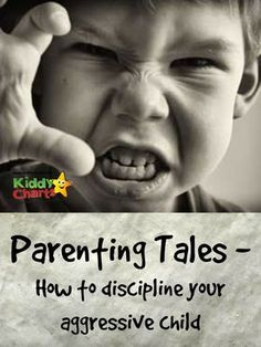 What do you do if your child gets agressive ot even hits - we have some advice for you.