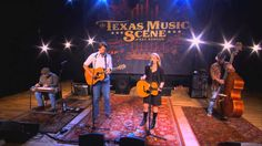 """Bruce Robison & Kelly Willis perform """"Long Way Home"""" on The Texas Music ..."""