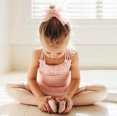 tutu cute www.theworlddances.com/ #littleballerinas #tutucute #dance