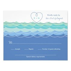 This Dealsfatfatin Blue Waves Loopy Heart RSVP Card AnnouncementsWe have the best promotion for you and if you are interested in the related item or need more information reviews from the x customer who are own of them before please follow the link to see fully reviews