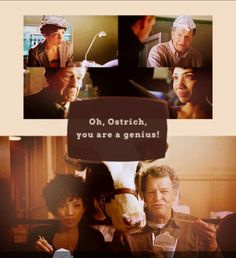 Walter and Astrid #Fringe
