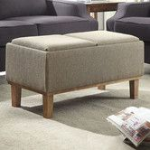 Found it at AllModern - Designs4Comfort Storage Ottoman