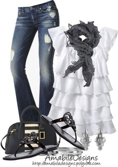 """Spring Time"" by amabiledesigns on Polyvore"