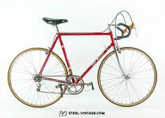 Steel Vintage Bikes - Eddy Merckx Professional Campagnolo Anniversary 1983 Vintage  Bicycles 88834c079