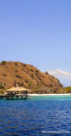 Komodo National Park in Indonesia is a true paradise! Check out our three day adventure, and how you can go there too: http://nerdnomads.com/komodo-national-park-tour-day1