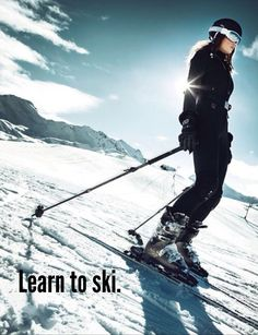 and maybe snowboard too