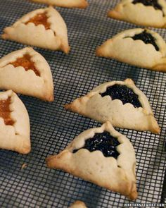 Hamantaschen - Martha Stewart. Can a shiksa's recipe be trusted? We shall see.