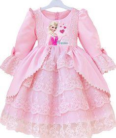 Frozen Character Dress