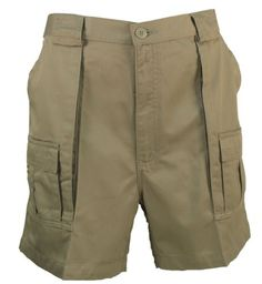 77e47f8724 Weekender® Men's Trader 6-Pocket Cargo Short - 34 Khaki Cargo Short, Cargo