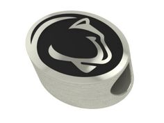 Penn State Nittany Lions College Collegiate Bead Charm Fits Most Pandora Style Bracelets Including Chamilia, Troll and More. In Stock for Fast Shipping Collegiate Beads http://www.amazon.com/dp/B004FUWIQK/ref=cm_sw_r_pi_dp_mtMzub0PJH925