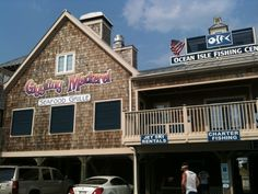 Love this place! The Giggling Mackrel - Ocean Isle Beach, NC Ocean Isle North Carolina, Holden Beach North Carolina, South Carolina Coast, North Carolina Homes, Sunset Beach Nc, Ocean Isle Beach Nc, Beach Fun, Beach Trip, Beach Vacations