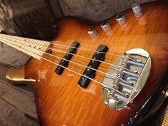 Lakland 44-AJ Bass   39jt Got Wood, Bass, Music Instruments, Guitar, Beauty, Guitars, Lowes, Musical Instruments, Double Bass