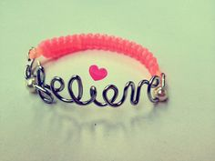 Names/words/initials friendship bracelets by Sweetlacing on Etsy, $10.00