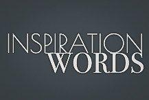 Inspiration Words, Pinterest Cover by Andres Vargas Yopera, #yopera