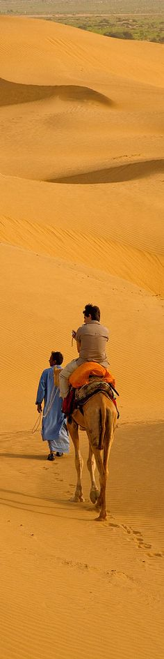 Great Thar Desert, India