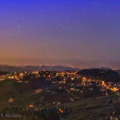 Questa sera ci spostiamo #aroundBologna per un panorama meraviglioso e che ci lascia a bocca aperta! [ph. @saldistefanophotography ] by twiperbole