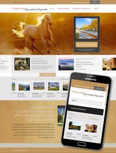 Responsive Real Estate Website Design