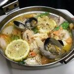 Told to order: Lup Cheong Fried Rice, Boneless Kal Bi, Spicy Garlic Chicken